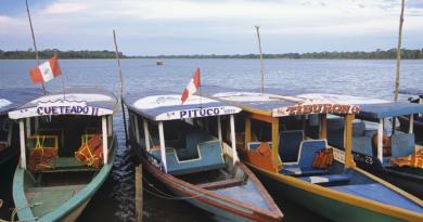 MDY orienta en bioseguridad para turismo lago Yarinacocha