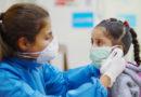 Alarmante  : aumenta la cifra de niños con de covid-19