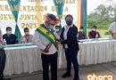 Fundador de Awajun asume jefatura C.N. Bajo Naranjillo