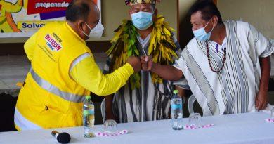 60 jefes de CCNN. forman parte del proyecto botiquines comunales