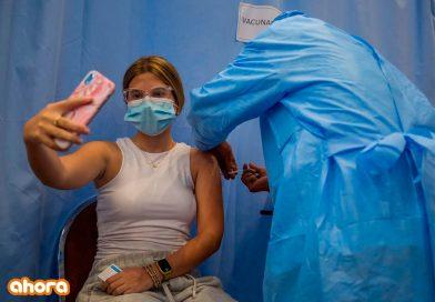 Anticuerpos aumentan con la vacuna