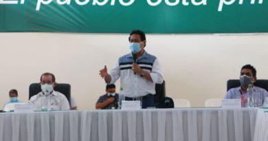 Pedro Castillo participará en Cumbre GORES