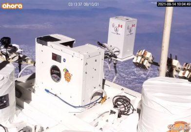 NASA lanza al espacio globo estratosférico con carga útil