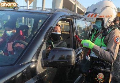 MTC exoneran de multa por no mostrar licencia