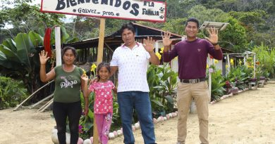 "Implementan ""Viviendas  Saludables"" en Ucayali"